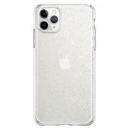 Kryt na iPhone 11 Pro Spigen Liquid Crystal Glitter - průhledný s třpytkami