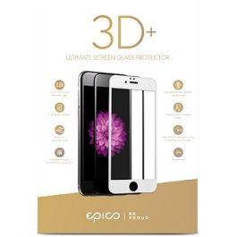 Ochranné sklo EPICO 3D+ - iPhone 6/7/8 - bílé