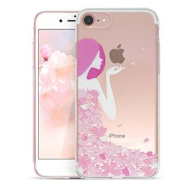 Kryt na iPhone SE / 7 / 8 ESR Mania - flower girl