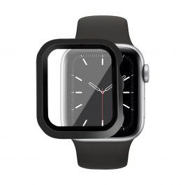 Kryt ISTYLE pro Apple Watch 4/5/6/SE (40 mm) - černý