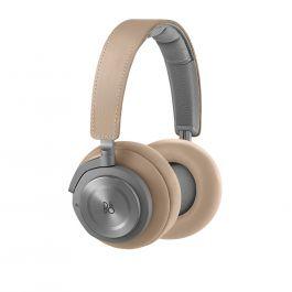Bezdrátová sluchátka Beoplay H9 - béžová