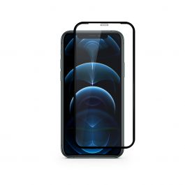 Ochranné sklo iSTYLE HERO GLASS iPhone 12 mini - černé