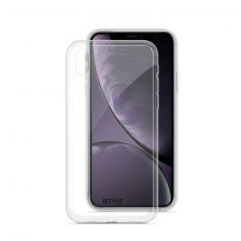 Kryt na iPhone XR iSTYLE Hero Case - průhledný