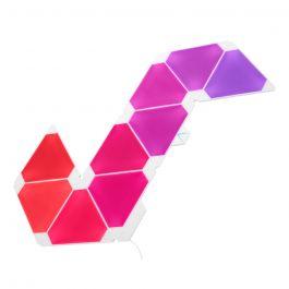 Inteligentní osvětlení Nanoleaf Light 9 ks - chytrá sada rytmických panelů