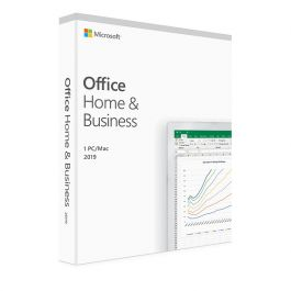 Office Home and Business 2019 Czech EuroZone Medialess
