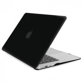 """Pevný kryt Tucano Nido pro MacBook Air 13"""" - černý"""