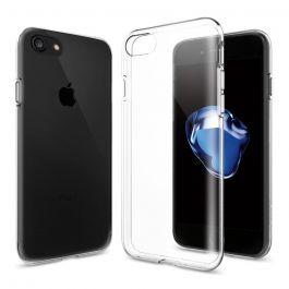 Kryt na iPhone SE / 7 / 8 Spigen Liquid Crystal - průhledný