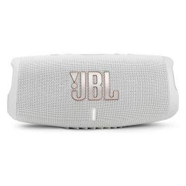 Bezdrátový reproduktor JBL Charge 5 - bílý