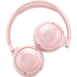 Bezdrátová sluchátka JBL TUNE600 BTNC růžová