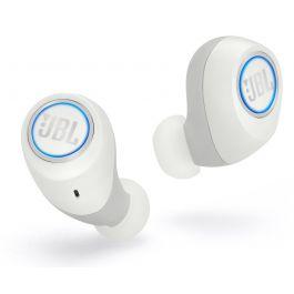 Bezdrátová sluchátka JBL Free X - bílá