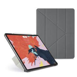 "Obal na iPad Pro 12.9"" (2018) Pipetto Origami šedý"