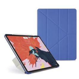 """Obal na iPad Pro 12.9"""" (2018) Pipetto Origami modrý"""