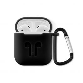Outdoor obal na AirPods iSTYLE černý