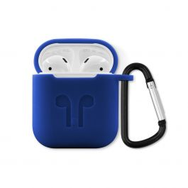 Outdoor obal na AirPods iSTYLE modrý