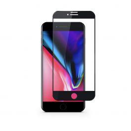 Ochranné sklo iSTYLE 3D+ GLASS iPhone 6 / 6S / 7 / 8 - černé