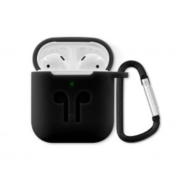 Outdoor obal na AirPods 1/2 gen. iSTYLE - černý