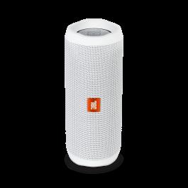 Bluetooth reproduktor JBL Flip 4 voděodolný bílý