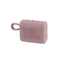 Bezdrátový reproduktor JBL GO 3 - růžový