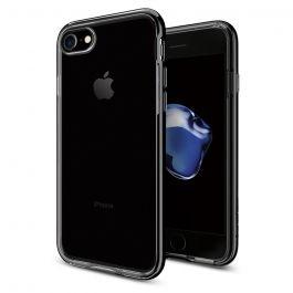 Kryt na iPhone SE / 8 / 7 Spigen Neo Hybrid Crystal 2 - Průhledný/černý