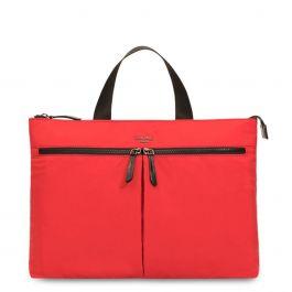 Lehká taška na MacBook Knomo COPENHAGEN 14palcová - červená