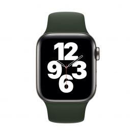 Apple 40mm kypersky zelený sportovní řemínek- standardní