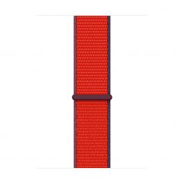 Apple Watch 44mm Band: (PRODUCT)RED Sport Loop (Seasonal Fall 2020)