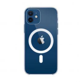 Apple průhledný kryt s MagSafe na iPhone 12 / 12 Pro