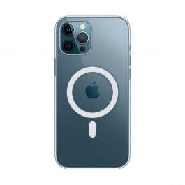 Apple průhledný kryt s MagSafe na iPhone 12 Pro Max