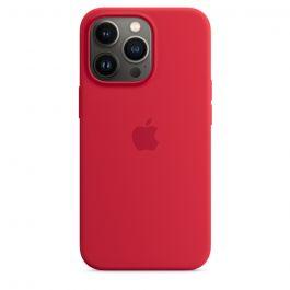 Apple silikonový kryt s MagSafe na iPhone 13 Pro - (PRODUCT)RED