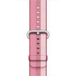 Nylonový řemínek na Apple Watch 38mm malinový (bez original krabičky, nepoužité)