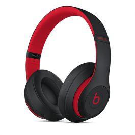 Bezdrátová sluchátka Beats Studio3 Wireless vyvzdorovaná černo-červená