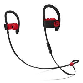 Bezdrátová sluchátka Powerbeats3 vyvzdorovaná černo červená