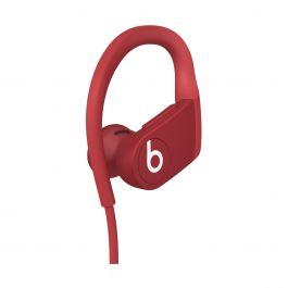 Bezdrátová výkonná sluchátka Beats Powerbeats - červená