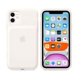 Smart Battery Case na iPhone 11 – krémově bílý
