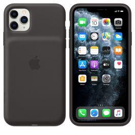Apple Smart Battery Case na iPhone 11 Pro s bezdrátovým nabíjením - černý