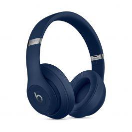 Bezdrátová sluchátka přes uši Beats Studio3 - modrá