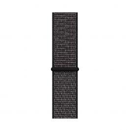 Apple Watch 40mm Nike sportovní řemínek - černý