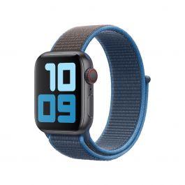 Apple Watch provlékací sportovní řemínek 40mm - příbojově modrá