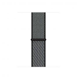 Apple Watch sportovní řemínek Nike 40mm - World Indigo / Lime Blast