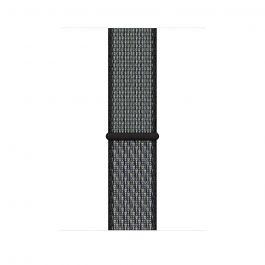 Apple Watch sportovní řemínek Nike 44mm - World Indigo / Lime Blast
