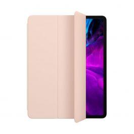 """Apple Smart Folio pro iPad Pro 12.9"""" (4 gen.) - pískově růžová"""