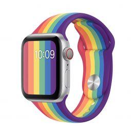 Apple Watch 40mm sportovní řemínek: Pride Edice