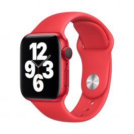Apple 40mm sportovní řemínek (PRODUCT)RED- standardní
