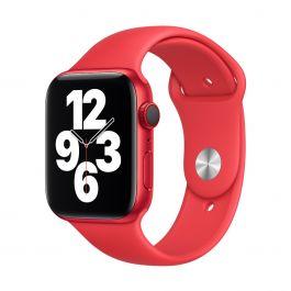Apple 44mm sportovní řemínek (PRODUCT)RED- standardní