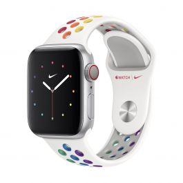 Apple Watch 40mm Nike sportovní řemínek: Pride Edice