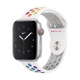 Apple Watch 44mm Nike sportovní řemínek: Pride Edice