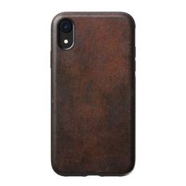 Kryt na iPhone XR Nomad Rugged Case hnědý