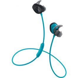 Bezdrátová sportovní sluchátka BOSE SoundSport - modrá