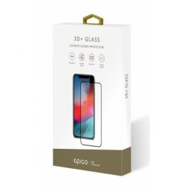 Ochranné sklo EPICO 3D+ iPhone X/iPhone XS černé