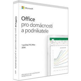 Microsoft Office 2019 pro domácnosti a podnikatele P6 CZ